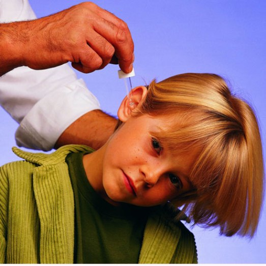 How to remove pain when otitis
