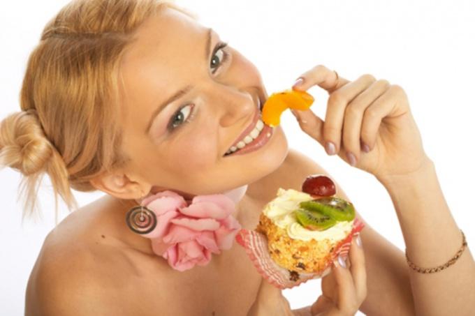 если не есть сладкое месяц можно похудеть