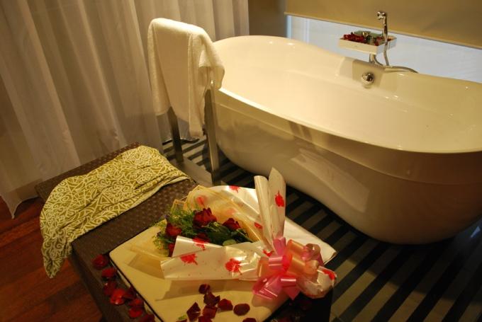Как приготовить ванну хвойную