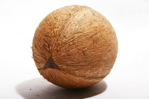 Как колоть кокос