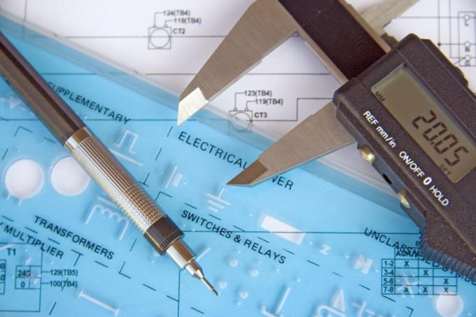 Как измерить сечение провода