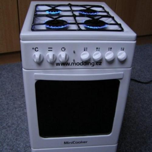 How to disassemble a gas stove
