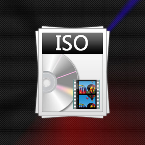 How to extract iso file