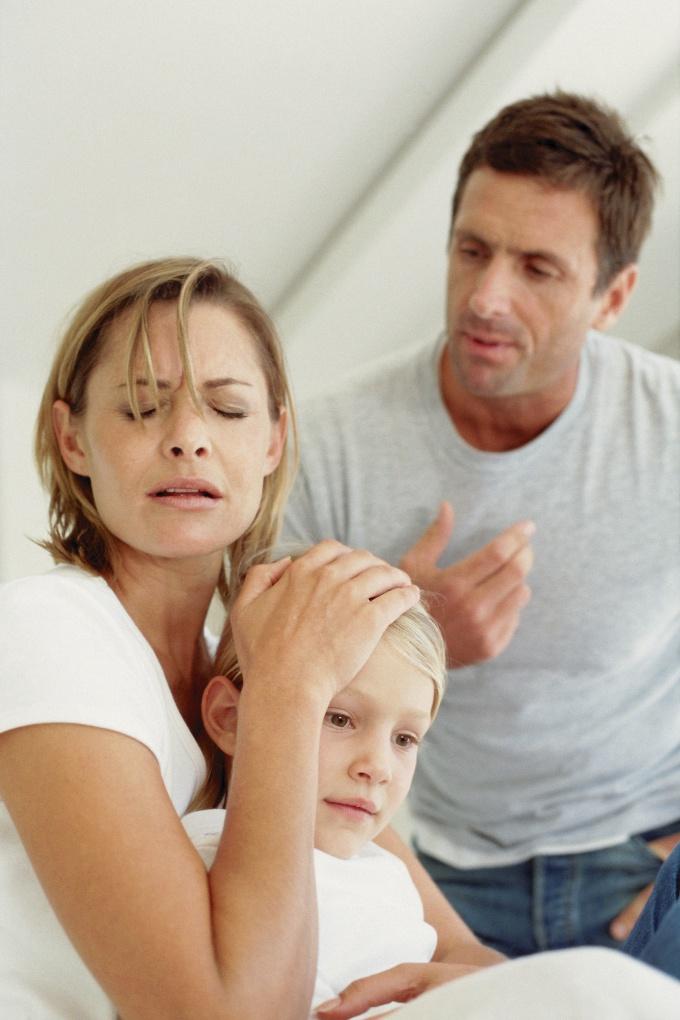 Как преодолеть семейный кризис