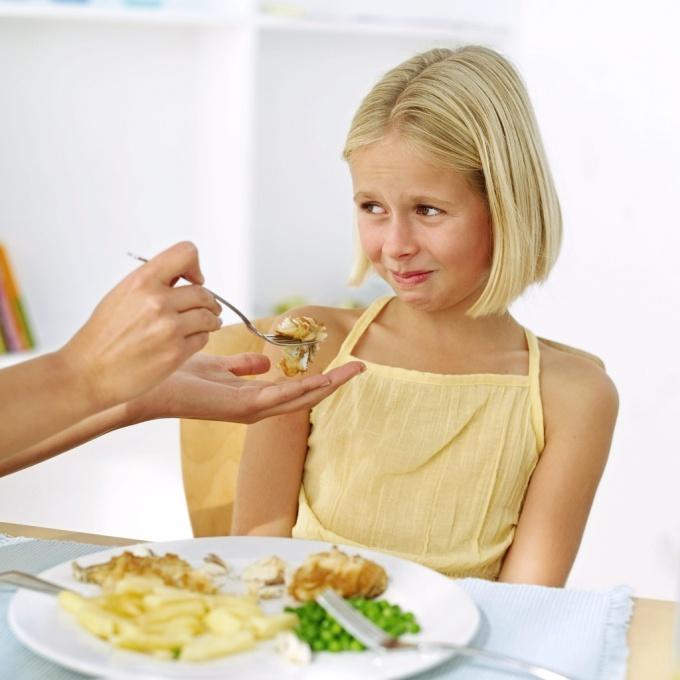Как развить аппетит