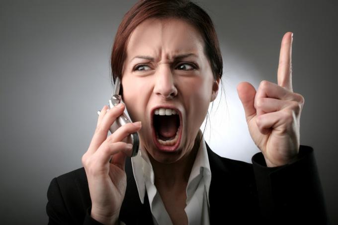 Как преодолеть гнев