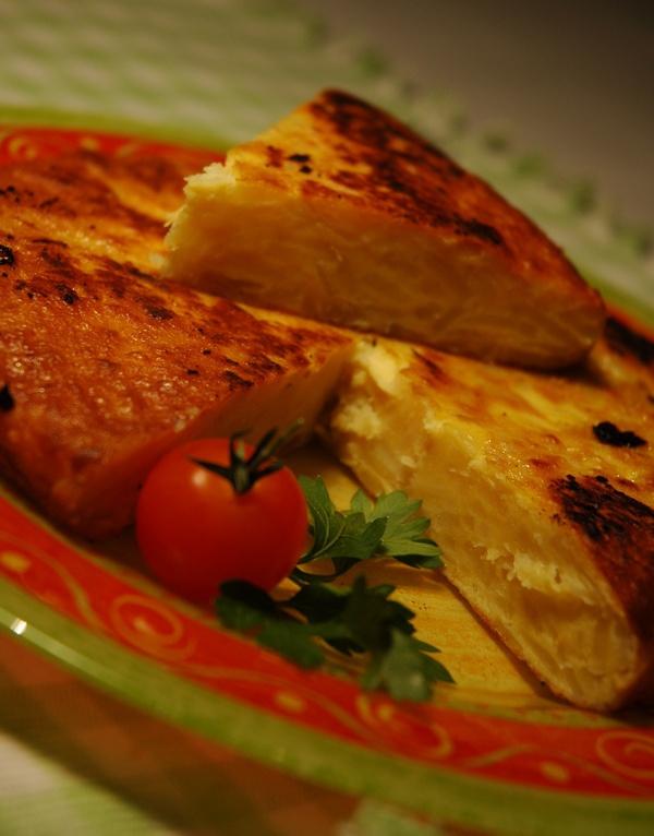 Как готовить запеченную испанскую тортилью
