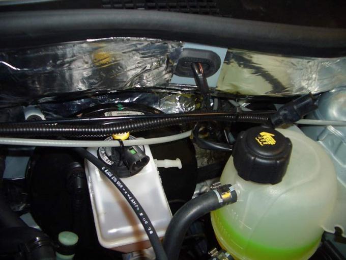 Как уменьшить шум двигателя