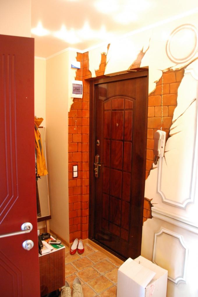 Как установить китайскую дверь