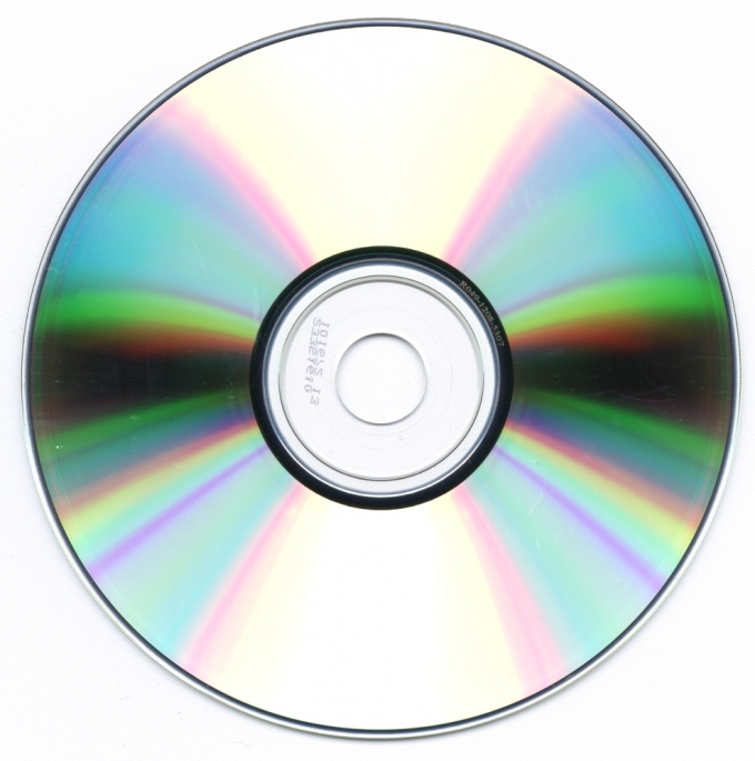 Как скинуть фотографии на диск
