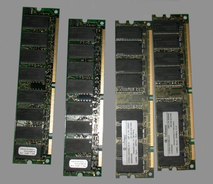 Как узнать размер оперативной памяти
