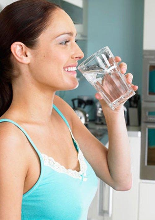 Как убрать лишнюю воду из организма