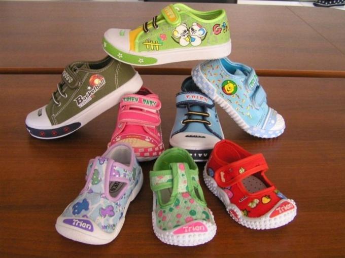 Магазин детской обуви: как выбрать название