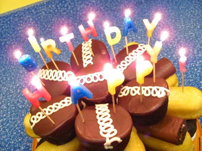 Как организовать веселый день рождения