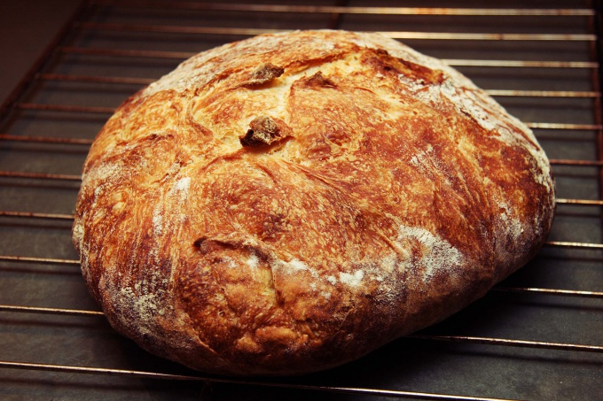 Как испечь домашний хлеб с тыквой