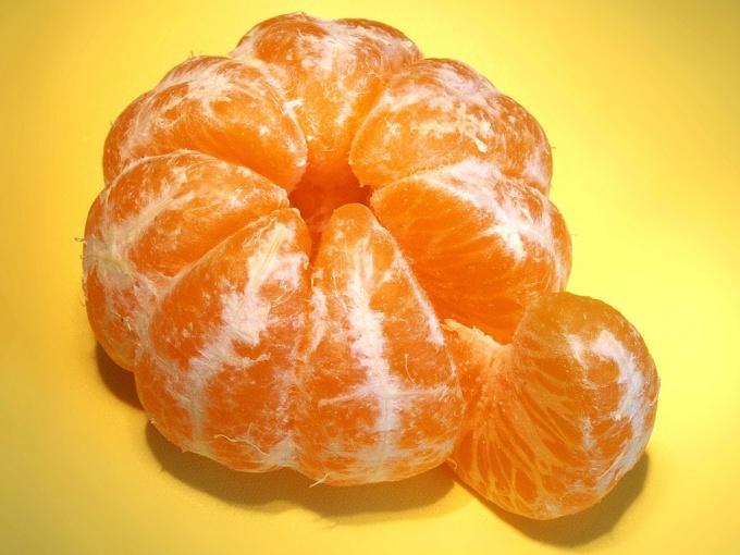 Как сохранить мандарины