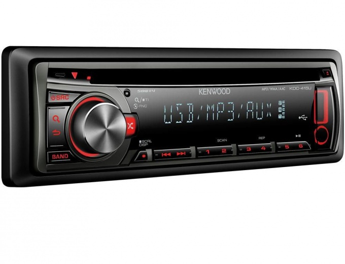 How to connect a car stereo Kenwood