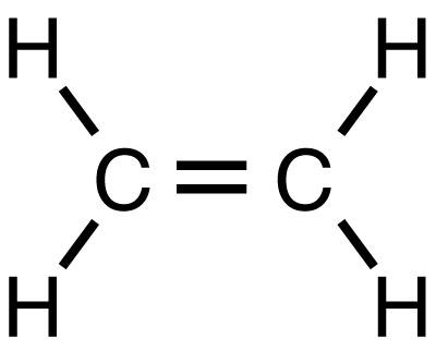 Как получить этилен из метана