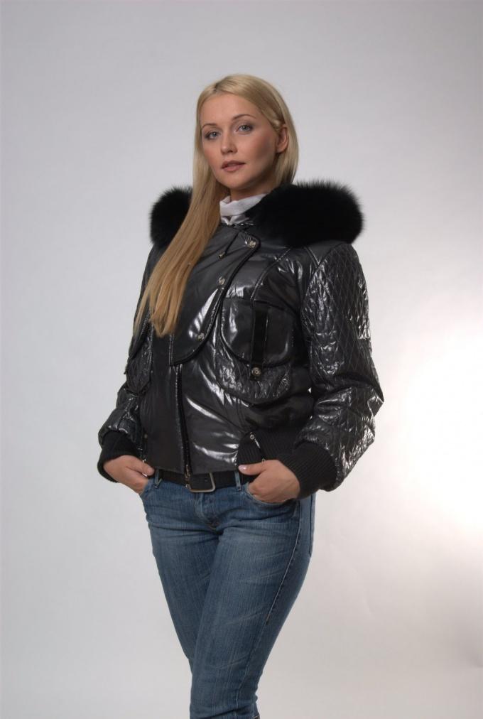 Как сшить куртку женскую