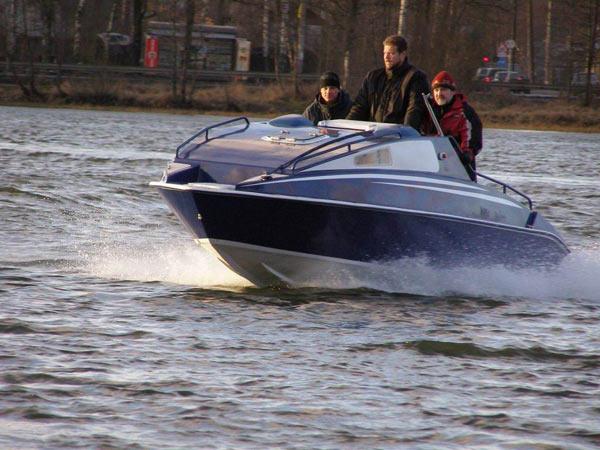 Как сделать алюминиевую лодку