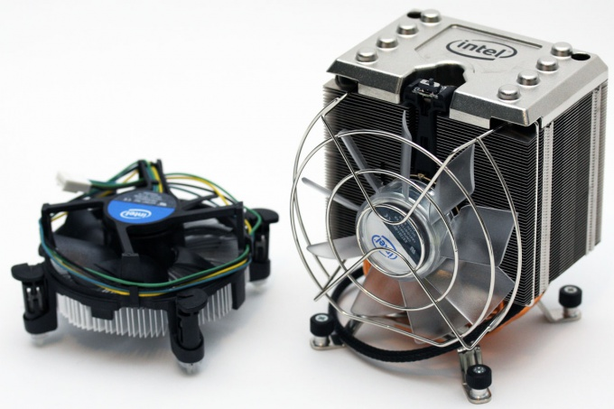 How to increase the speed of the cooler