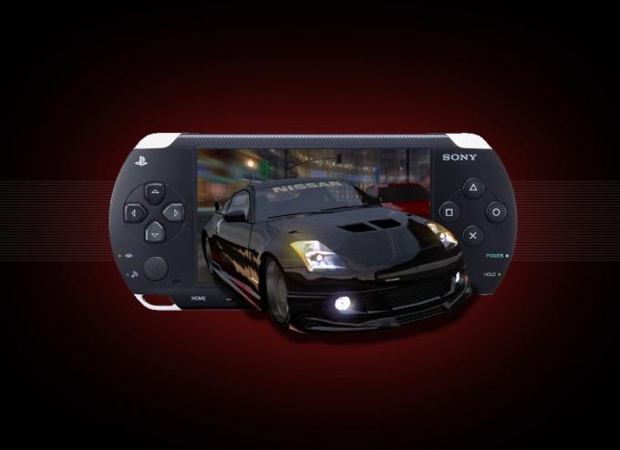 Как запустить игры PSP на компьютере