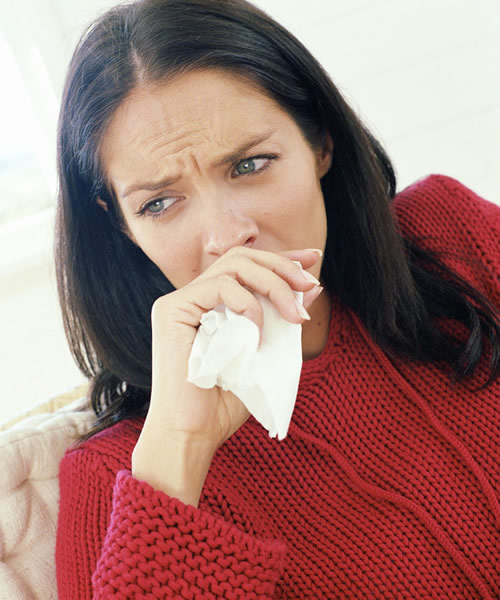 How to treat cough nursing mother