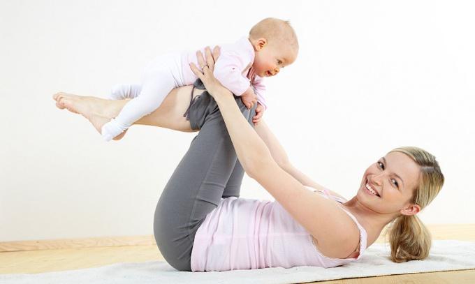 Стройная фигура: как восстановить ее после родов