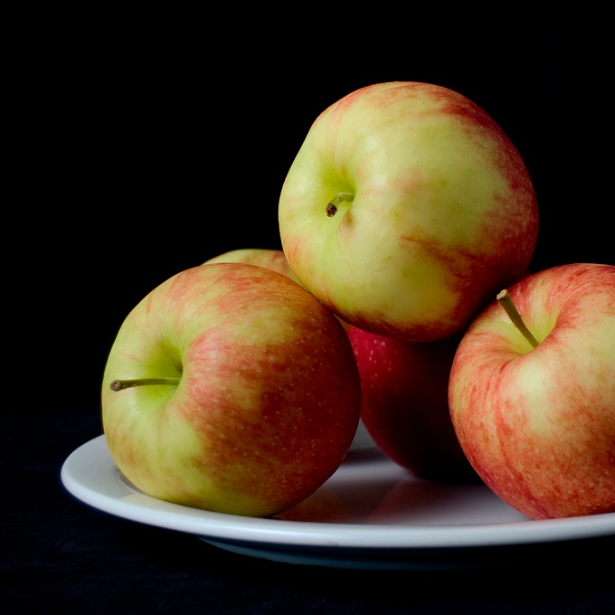Как приготовить яблочный завтрак за 5 минут