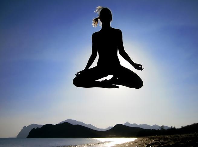 Как научиться фокусу левитации