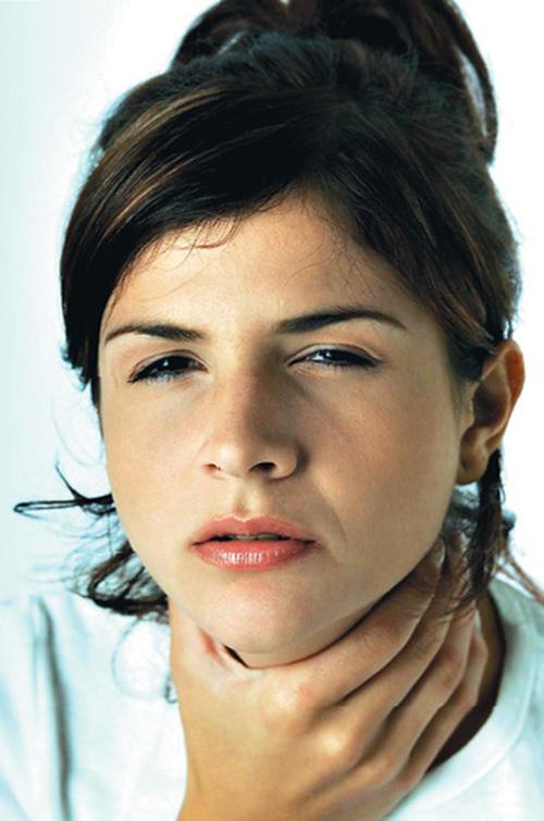 Как определить воспаление лимфоузлов