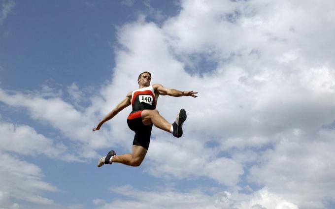 Как обучиться прыгать