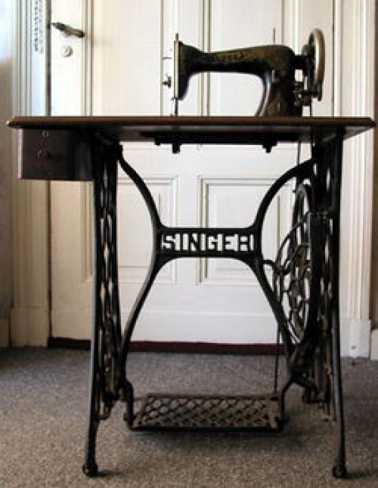 Как узнать год выпуска швейной машинки singer