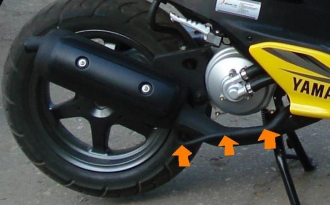 Как убрать ограничитель скорости на скутере