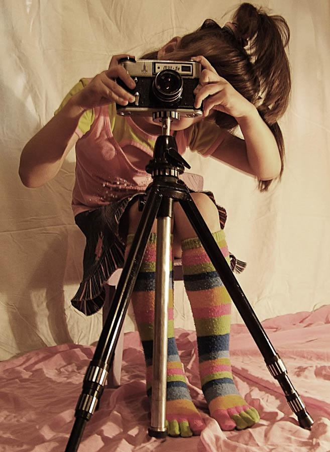 Как научиться делать красивые фотографии