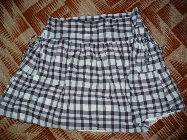 Как сшить юбка в складку на кокетке выкройка фото 850