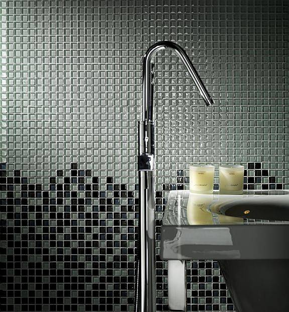 How to lay tile-mosaic
