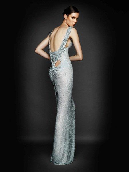 Как украсить стразами платье