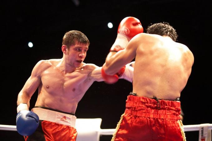 Как побороть в боксе
