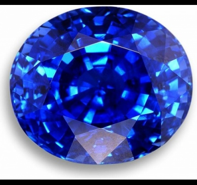 How to identify the authenticity of sapphire