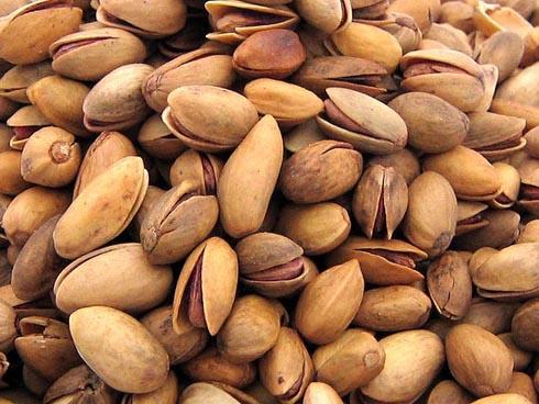 How to roast pistachios