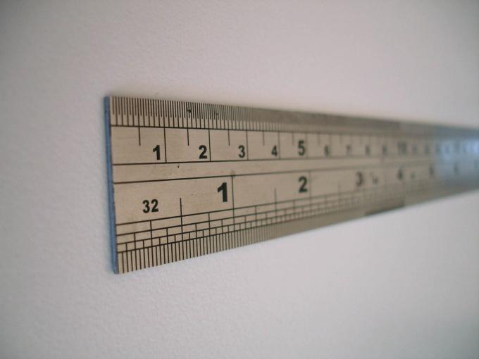 Как перевести дюймы в миллиметры