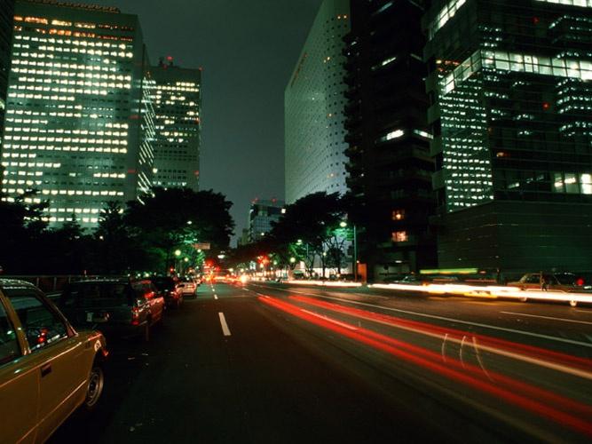 Как фотографировать ночной город