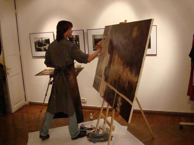 Как открыть в себе художника