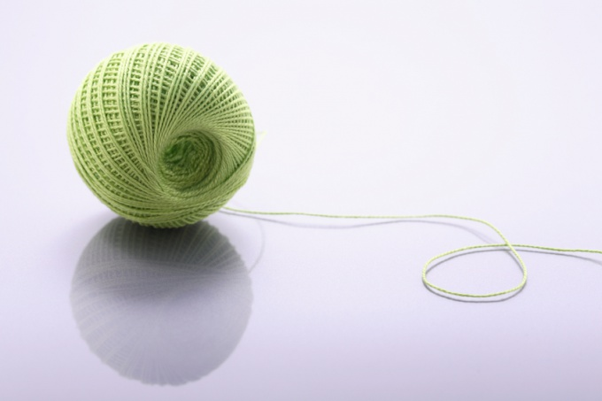How to crochet leaf