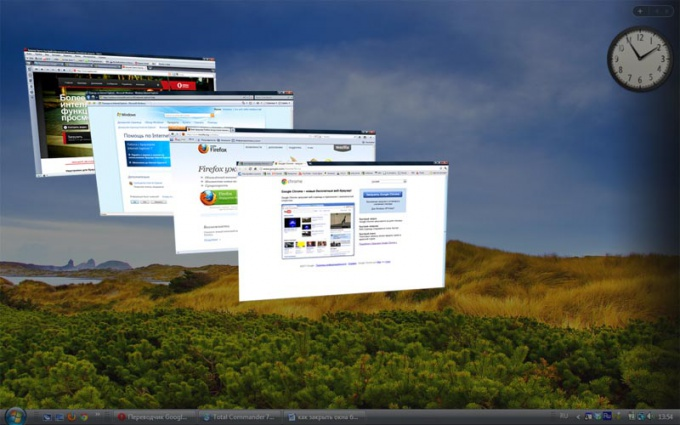 Как закрыть все окна браузера