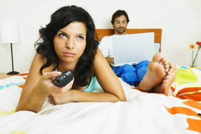 Как встряхнуть отношения