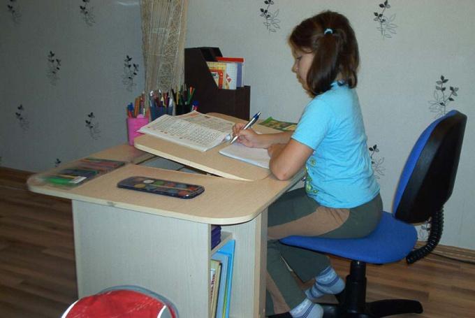 Как выбрать стол для ребенка