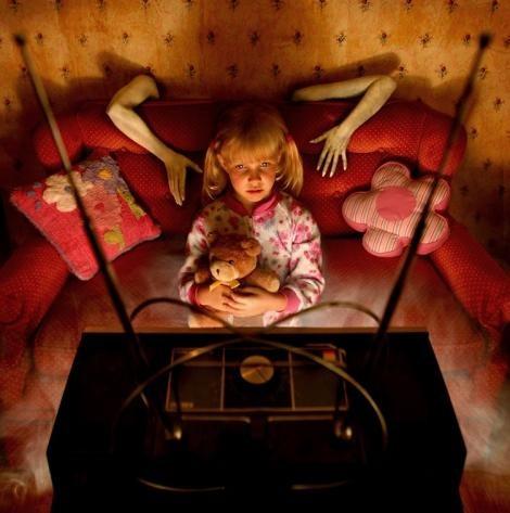 Как справиться со страхами ребенка