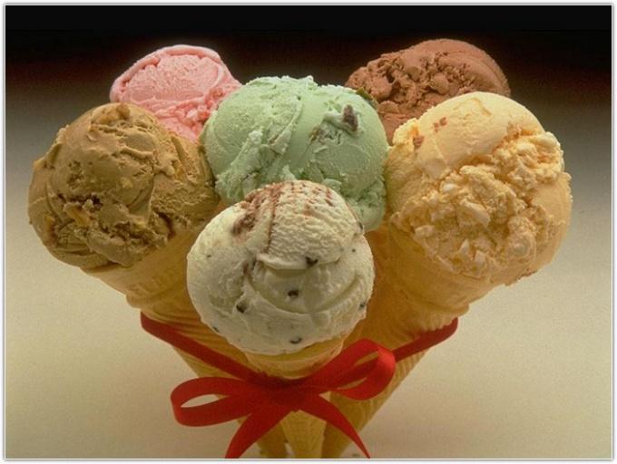 Как продавать мороженое